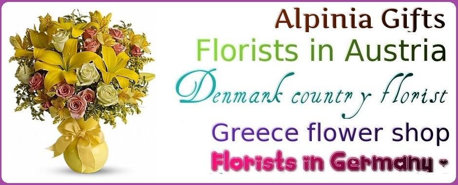 Europe florists